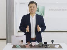 尽情工作 尽享生活 三星Galaxy Note20系列生态新品中国发布