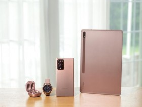 三星Galaxy Note20系列领衔 五款重磅新品塑造智能生活新生态