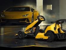 小米发布九号卡丁车Pro兰博基尼定制版,售价9999元