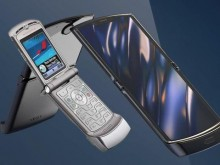摩托罗拉Razr刀锋手机V系列发展史:从翻盖到折叠屏的进化