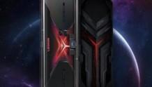 拯救者电竞手机Pro配备侧边升降式前置摄像头:游戏直播两不误?