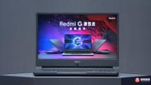 Redmi G游戏本发布:4999元起售!首发支持小米妙享跨屏协作功能