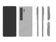 华为Mate V曝光:采用翻盖折叠屏设计,好像三星Galaxy Z Flip