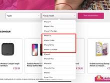 T-Mobile官网曝光iPhone 12系列:入门款比iPhone SE还要小巧?