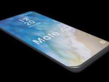 华为Mate 40 Pro渲染图曝光:双曲面瀑布屏,或采用双芯销售方案