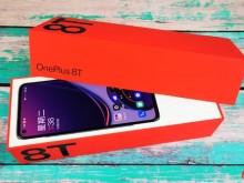 一加8T评测:重回120Hz高刷直面屏!定位屏幕超旗舰手机