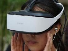 大朋VR·E3现场体验图赏:重量仅为HTC Vive的一半