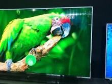 乐视超级电视Unique75图赏:首款量子点、新分体电视