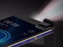 小米发布激光投影电视的当天,这家品牌竟然推出了激光投影手机?