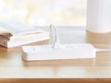 最低仅售24.9元 小米发布三款新型插线板