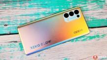 OPPO Reno5Pro评测:荧光涂层在黑暗中发出淡淡微光,ColorOS11带来小窗模式