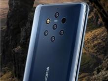 全球首款五摄智能手机 Nokia 9 PureView国内正式发布
