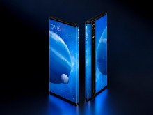 180%屏占比首发1亿像素相机 5G环绕屏MIX Alpha正式发布