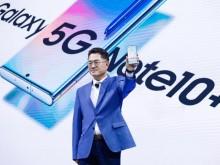 三星Galaxy Note10系列正式登陆中国 迈向5G时代的全新旗舰