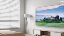 金属全面屏+32G大存储,同价更高配!Redmi 智能电视X65首销价2999元