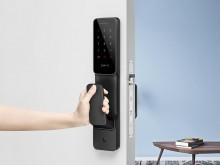 15种安全防护、联动智能家居 小米米家智能门锁推拉式发布