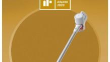 小米30余款产品获iF设计奖:手持无线吸尘器成小米第三款iF金奖产品