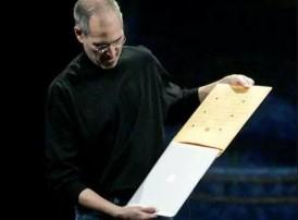 realme真我笔记本电脑曝光:致敬13年前文件袋里的苹果MacBookAir