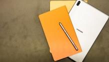 三星旗舰平板Galaxy Tab S6在中国发布:生产力和娱乐性兼备