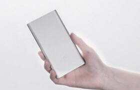 轻薄便携 小米移动电源2 5000mAh版发布售49元