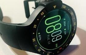Ticwatch S/E图赏:内置NFC芯片,主打运动与时尚