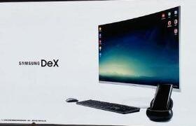 三星S8 DeX 扩展坞评测:安卓手机一言不合就变PC电脑?