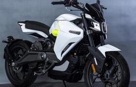 白幽灵电动摩托车发布:酷炫环保不吵人,号称是两条轮子的特斯拉