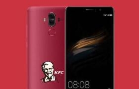 智玩日报:买汉堡送手机?华为宣布与肯德基合作,KFC定制版?