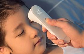 米家iHealth体温计发布:售价129元,为发烧而生的家庭常备良品